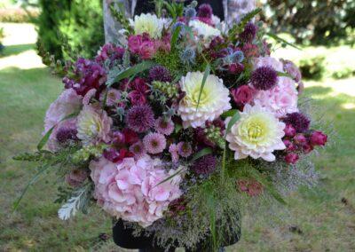Realizacja - Kwiaciarnia Atena w Luboniu, Traugutta 24A, bukiety, kompozycje i dekoracje ze świeżych kwiatów