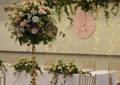 Realizacja - Kwiaciarnia Atena w Luboniu, Traugutta 24A, bukiety, kompozycje i dekoracja ślubne